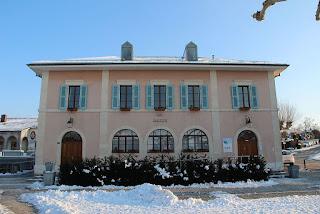 La mairie de Plan-les-Ouates