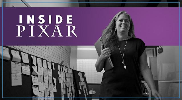 Inside Pixar on Disney Plus Review