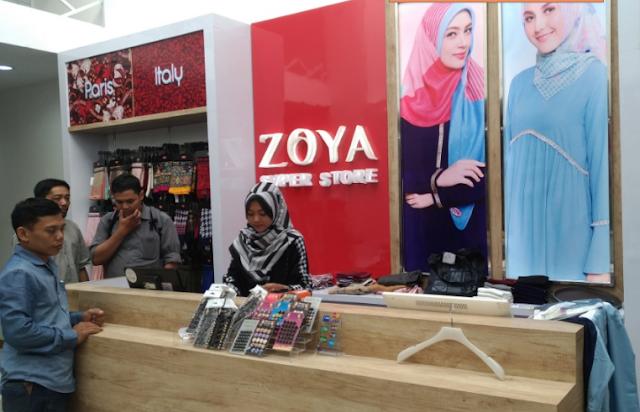 Lowongan Kerja Moslem Fashion Advisor Zoya Serang