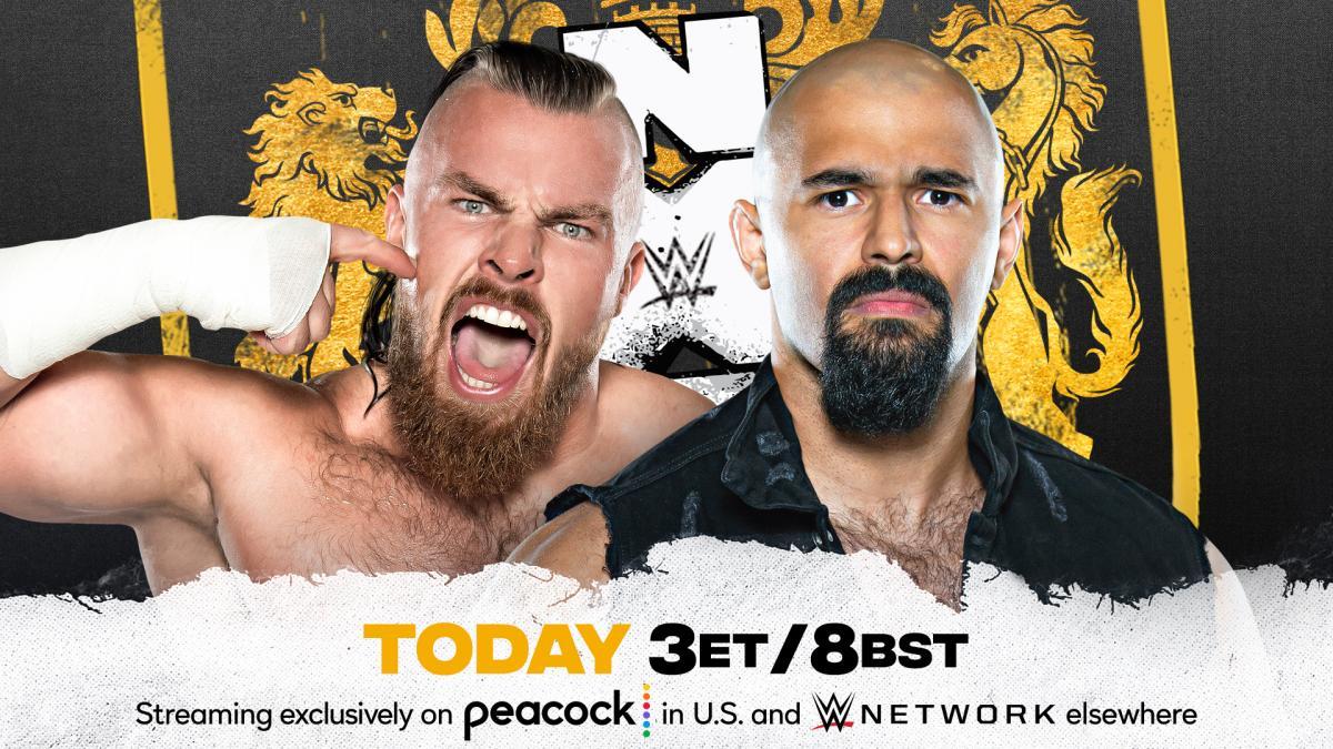 Cobertura: WWE NXT UK (26/08/2021) – A montanha!