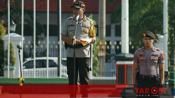 Tim Keamanan Gabungan Siap Menjaga 4.369 TPS di Kabupaten Pati