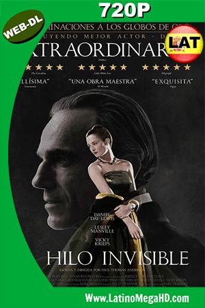 El Hilo Fantasma (2017) Latino HD WEB-DL 720P ()