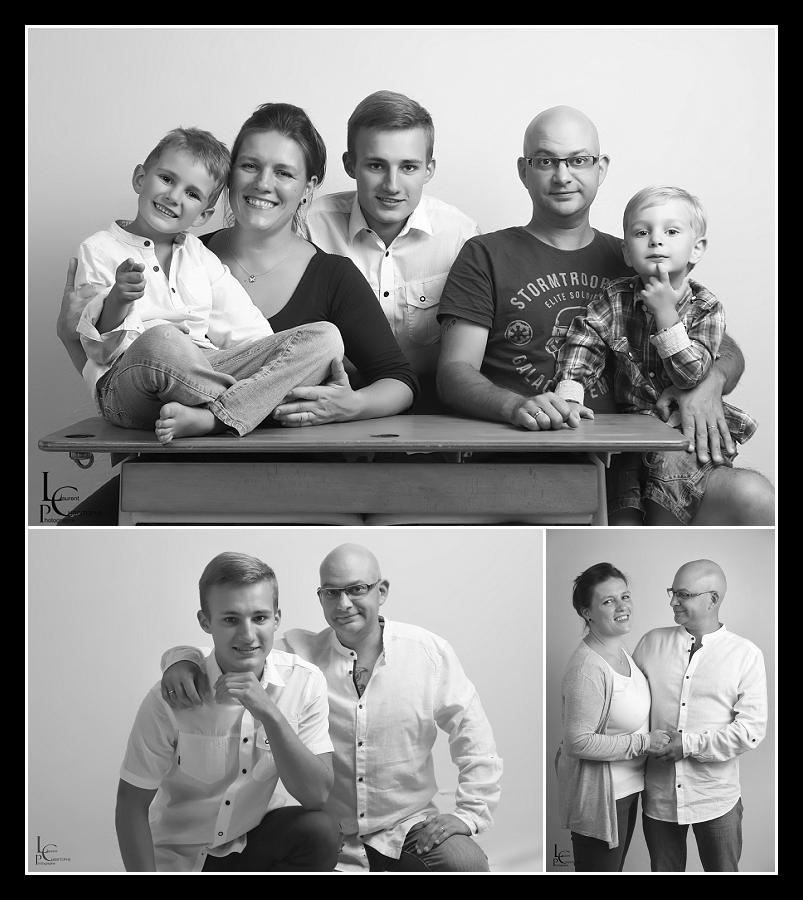 séance photo famille à domicile Rennes