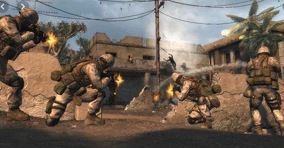 تحميل لعبة رجال الحرب للكمبيوتر