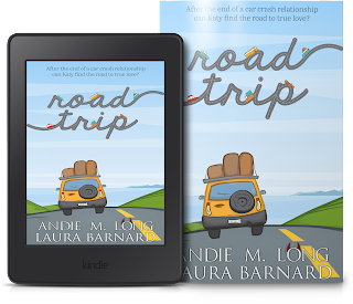 Book News: The Road Trip Cover Reveal