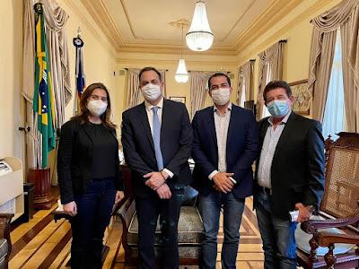 BREJÃO e JUCATI/ Governantes devem apoiar a candidatura de Dannilo Godoy a deputado estadual