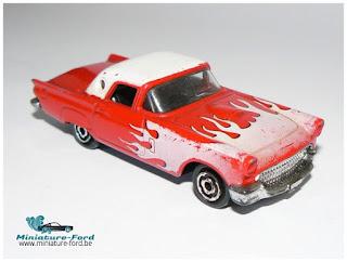 Majorette, Ford Thunderbird 57