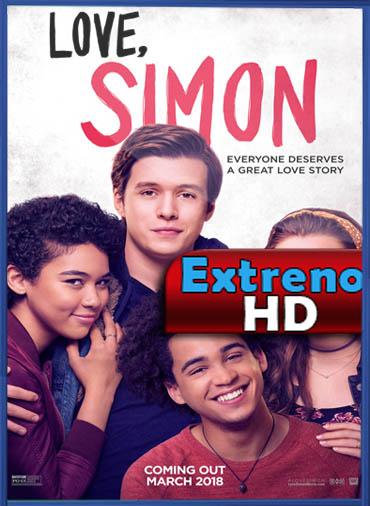 Love, Simon (Yo soy Simón) (2018) | DVDRip Latino HD GDrive 1 Link