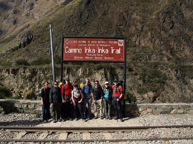 Inca Trail - km. 82