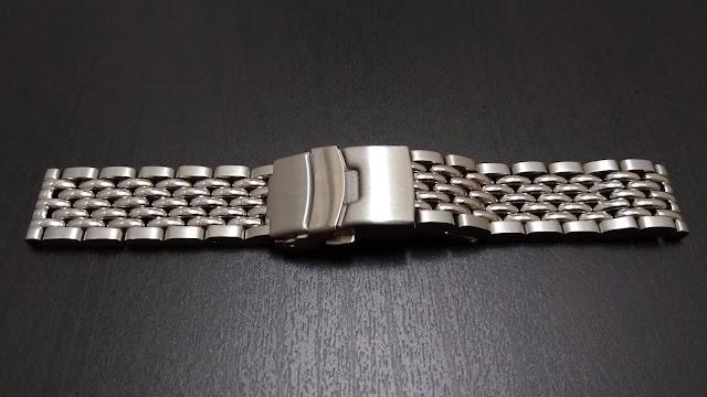 Straps Co Beads of Rice Bracelet