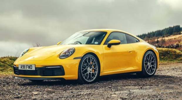 Eurokars perkenalkan Porsche 911 generasi ke-8