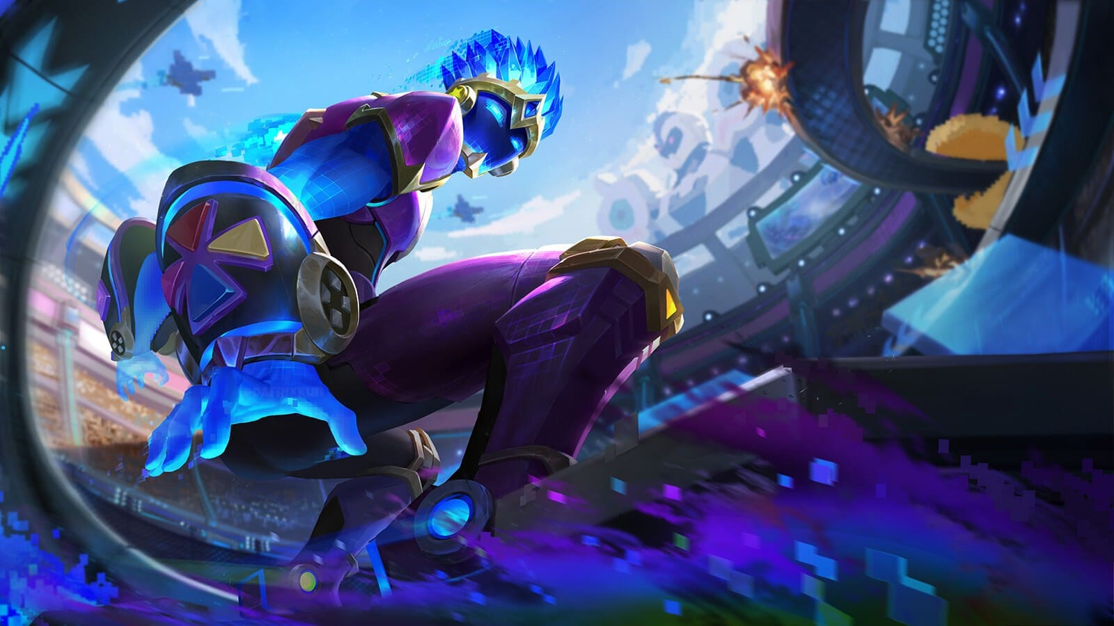 Wallpaper Gord No.1 Controller Skin Mobile Legends HD for PC