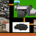 PROJECT REPORT ON  STUDY OF BEHAVIOR OF CONCRETE BY PARTIAL REPLACEMENT OF COARSE AGGREGATES BY RECYCLED PLASTICS GRANULES