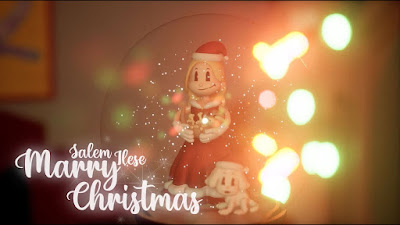 "Underground Rising Starlight, Salem Ilese Delivers Brilliant New Original-Pop Christmas Tune, ""Marry Christmas""!"