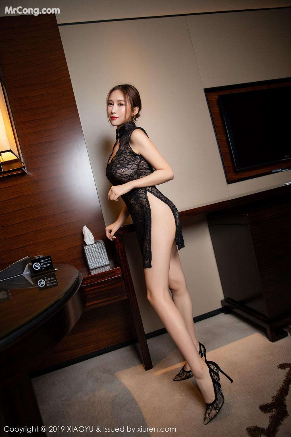 Image XiaoYu-Vol.108-Yue-Yin-Tong-MrCong.com-007 in post XiaoYu Vol.108: Yue Yin Tong (月音瞳) (51 ảnh)
