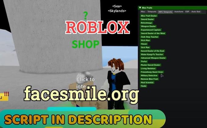 Roblox Blox Fruits Hack Script, Hilesi Güvenli İndir 2020