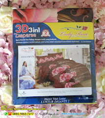 Sprei Lady Rose Colloseum Ukuran 180