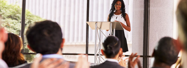 How to be motivated and confident before giving a speech