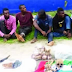 Photo: Police Parade Two Kidnappers, 47 Others With Human Skulls