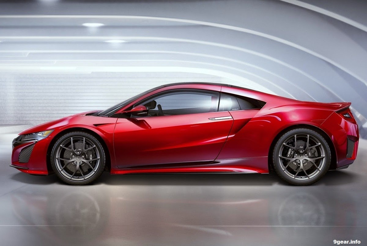 mid engine supercar 2016 acura nsx car reviews new car pictures