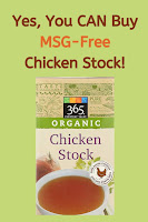 MSG Chicken Stock