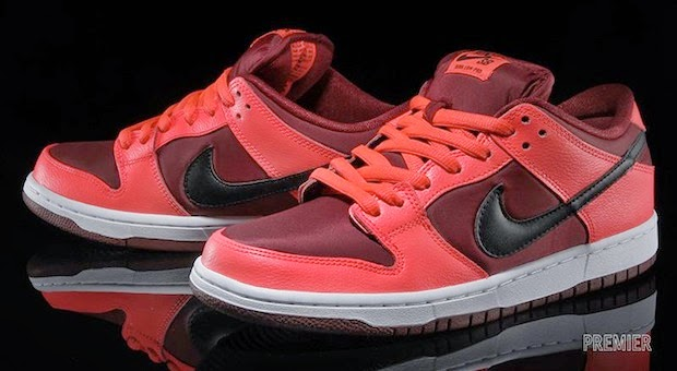 100% authentic b420d 22520 Deal of the Day  Nike SB Laser Crimson Dunk Low ( 10 Off)
