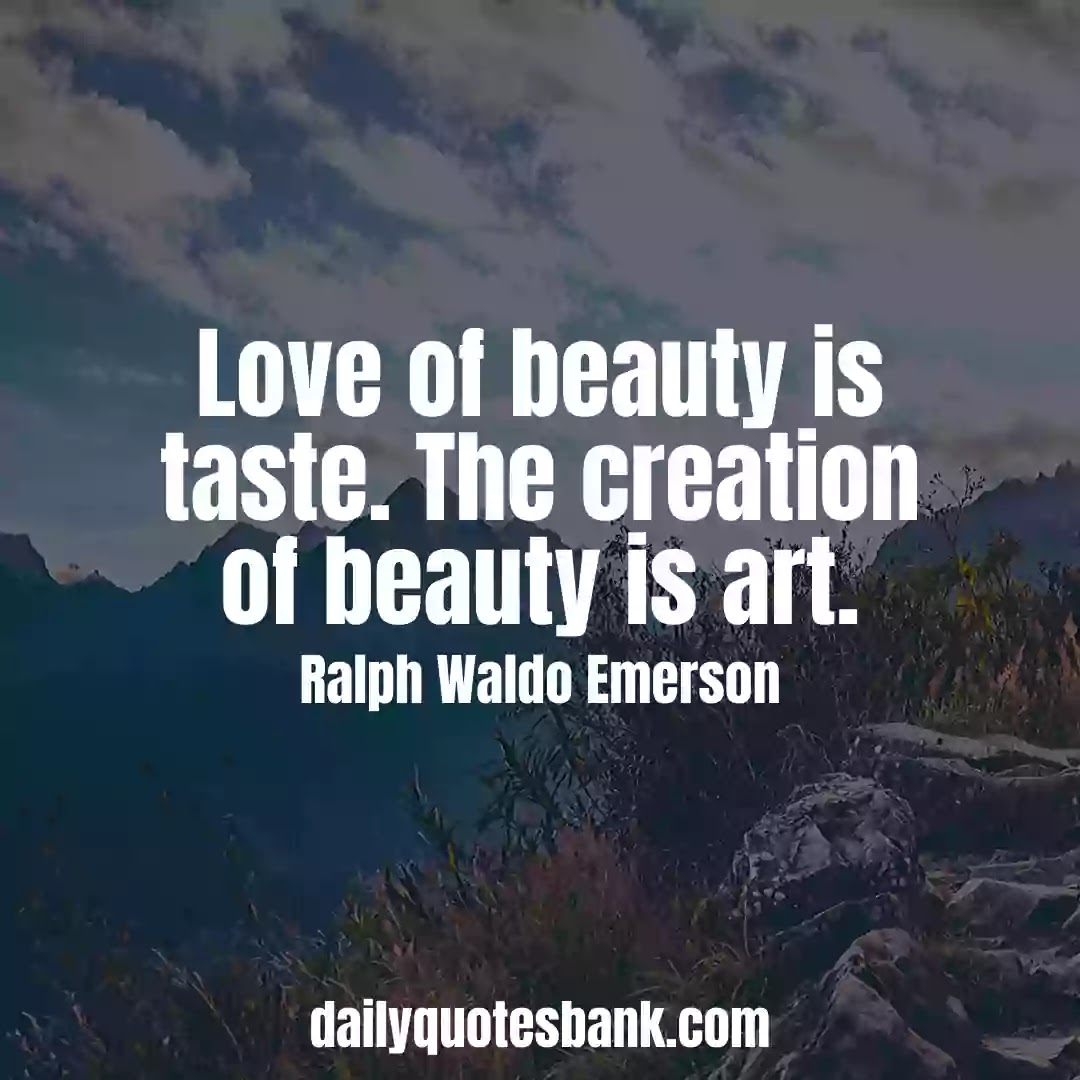 Ralph Waldo Emerson Quotes On Love That Will Inspire You