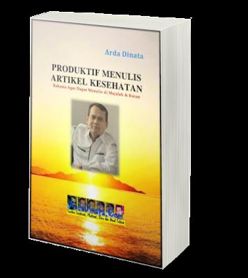 #Ebook Produktif Menulis Artikel Kesehatan
