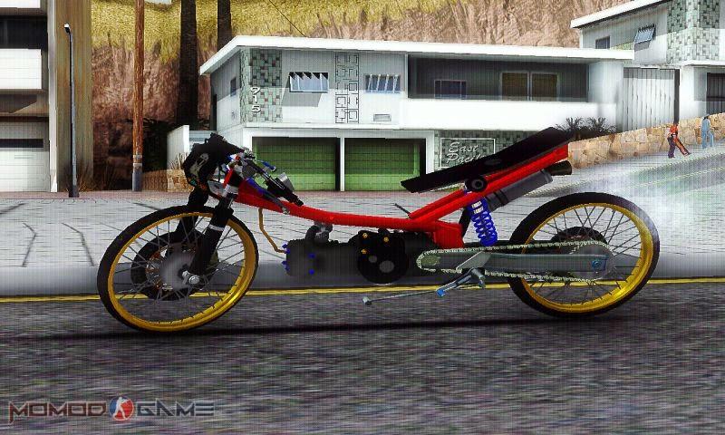 Vega R Drag Mod GTA SA