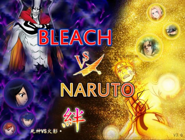 Bleach vs Naurto 3.0 - Chơi game Naruto 3.0 4399 mới nhất 2018