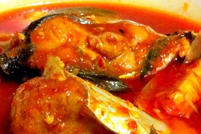 Resep Dapur, Asam Padeh Ikan Patin Lezat Dan Nikmat