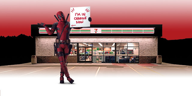 7-Eleven may have gotten more than it bargained for by bringing Deadpool's unique humor and charisma into its stores...