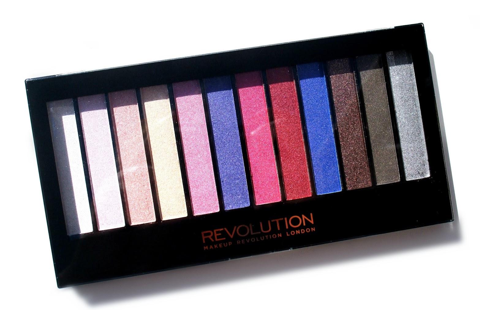 haysparkle makeup revolution unicorns are real eyeshadow. Black Bedroom Furniture Sets. Home Design Ideas