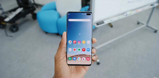 5 Fitur Andalan Samsung Galaxy S10, S10E dan S10 Plus