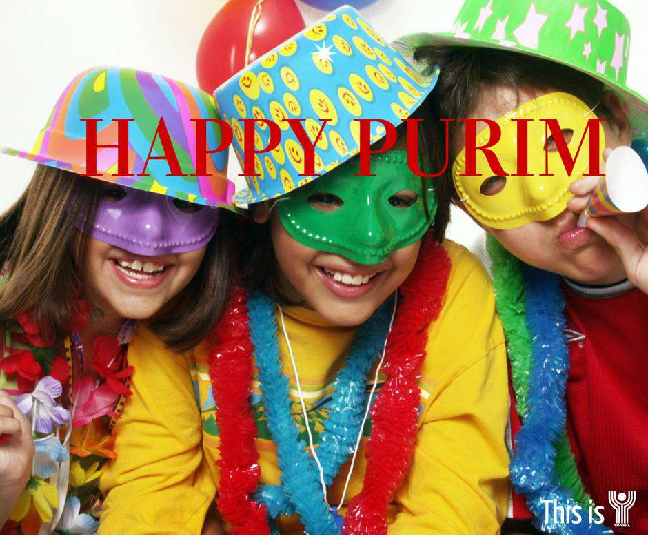 Purim Wishes Photos