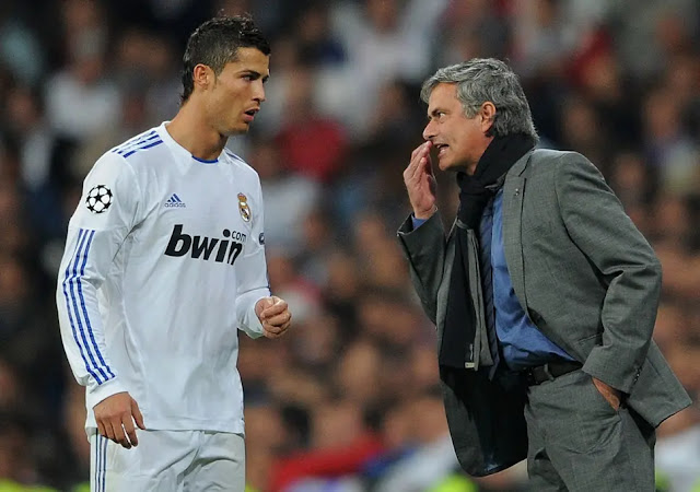 Ronaldo and Mourinho fought for a long time - Luka Modric