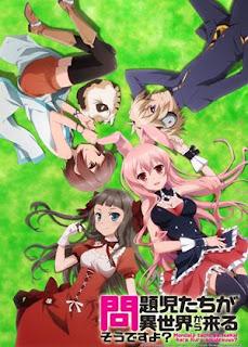 Anime Winter 2013 Terbaik - Mondaiji-tachi ga Isekai kara Kuru Sou Desu yo?