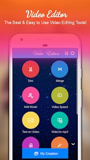 Video Editor Free Trim Music v1.18 Pro APK