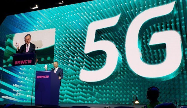 jaringan Android 5G