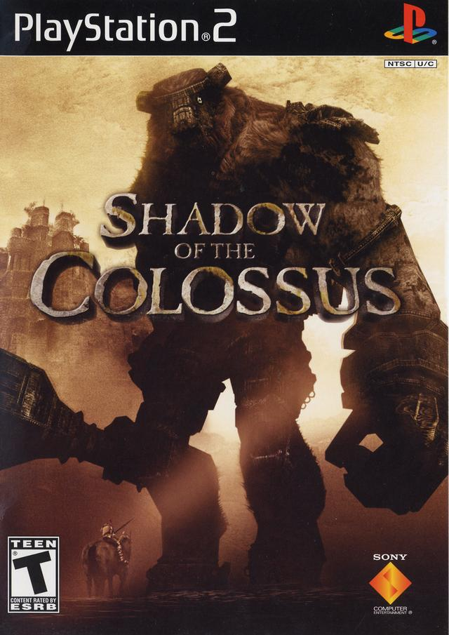 Download Shadow Of The Colossus ISO for Playstation 2 (PS2)