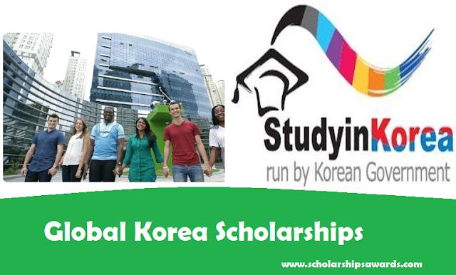 Global Korea Scholarships