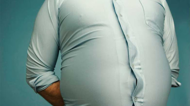 Belly fat in men – How to control