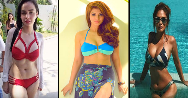 Hottest Bikini Photos Of Your Favorite Celebrities For The Year 2017.