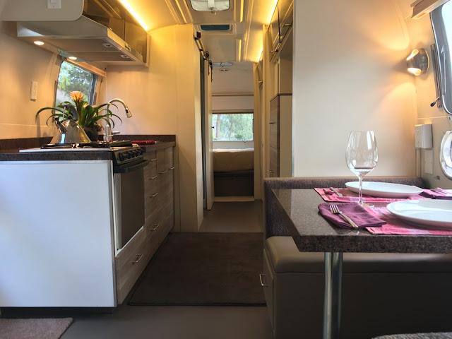 Airstream Sovereign Trailer