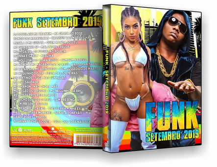 DVD FUNK - SETEMBRO 2019 - ISO