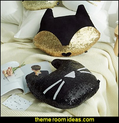 novelty pillows sequin pillows throw pillows glitter pillows