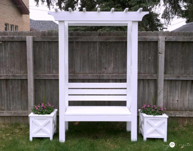 X planters free plans at My Love 2 Create