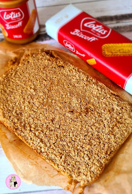 Lotus Biscoff Baked Oats Recipe | Slimming Friendly Breakfast