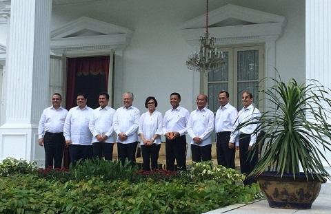 Mengenal Profil Menteri Baru Kabinet Kerja Hasil Reshufle Jilid II