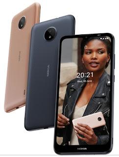 Nokia C20 full specifications